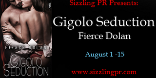 Gigolo-Seduction 2012 Book Tour