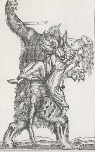 """The Werewolf Delusion"" by Ian Woodward [Public domain], via Wikimedia Commons"