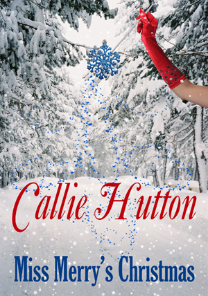 Miss Merry's Christmas by Callie Hutton