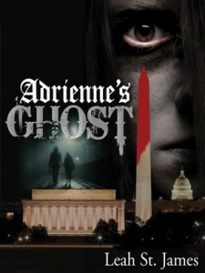 Adrienne's Ghost by Leah St. James
