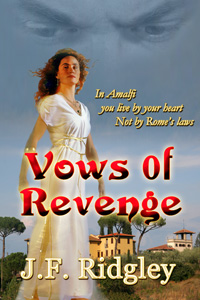 Vows of Revenge by J. F. Ridgley