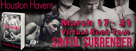 Sinful Surrender by Houston havens