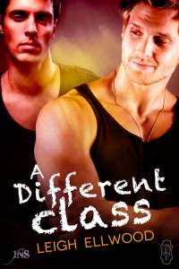 A Different Class by Leigh Ellwood